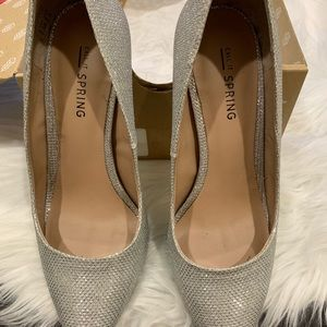 Call It Spring Agrirewiel Pointed Toe Dress Pumps